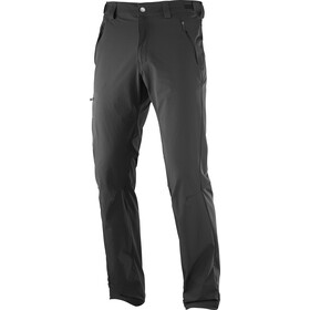 Salomon Wayfarer Straight Housut Miehet, black